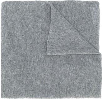 Allude Fine Knit Scarf