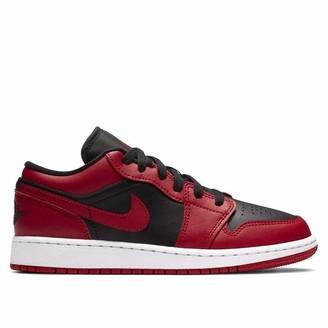 Nike Boys' AIR Jordan 1 Low (GS) Basketball Shoe