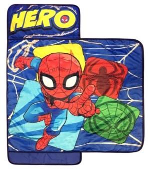"Marvel Spiderman 20"" x 46"" Nap Mat Bedding"