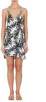 Onia WOMEN'S AUDREY PALM-TREE-PRINT TANK DRESS