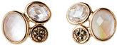 Judith Jack Gold-Tone Stud Earrings