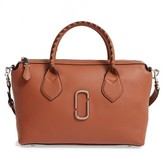 Marc Jacobs Medium Noho East West Leather Tote - Brown