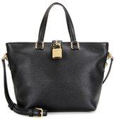 Dolce & Gabbana Dolce Shopping leather shoulder bag