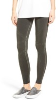 David Lerner Women's Pigment Dye Leggings