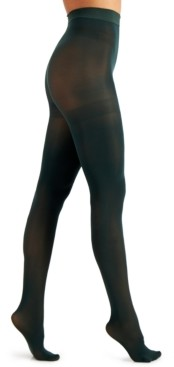 INC International Concepts Inc Solid Opaque Tights, Created for Macy's