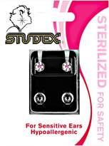 Studex Pink Daisy Universal Piercing Earrings 5mm