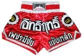Lumpinee Muay Thai Kick Boxing Shorts : LUM-016 Size L