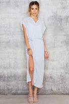 Filippa K Thin Rib Crepe Dress