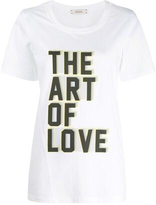 Schumacher Dorothee printed T-shirt