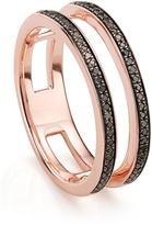 Monica Vinader Skinny Double Ring