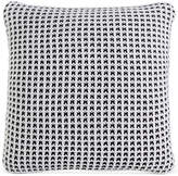 """Charter Club Damask Designs Knit 20"""" Square Decorative Pillow, Created for Macy's"""