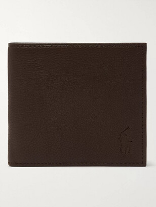 Polo Ralph Lauren Full-Grain Leather Billfold Wallet