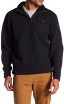 Timberland Branch River Quarter-Zip Pullover
