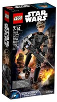 Lego Star Wars Constraction Sergeant Jyn Erso 75119