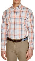 Vineyard Vines Sanderling Plaid Crosby Classic Fit Button Down Shirt