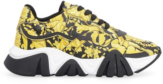 Versace Squalo Low-top Sneakers