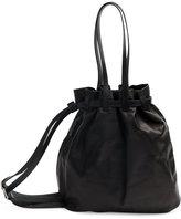 Yohji Yamamoto drawstring shoulder bag