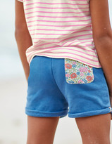 Boden Patch Pocket Jersey Shorts