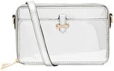 Accessorize Metallic Thandie Purse Cross Body Bag