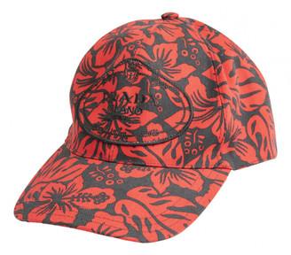 Prada Red Cotton Hats & pull on hats