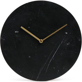 Menu Norm marble wall clock