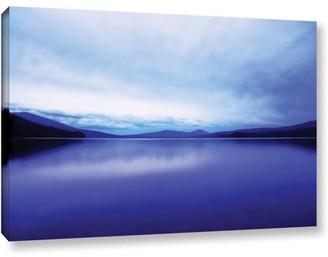 ArtWall Dan Wilson Oregon- Odell Lake Wall Art