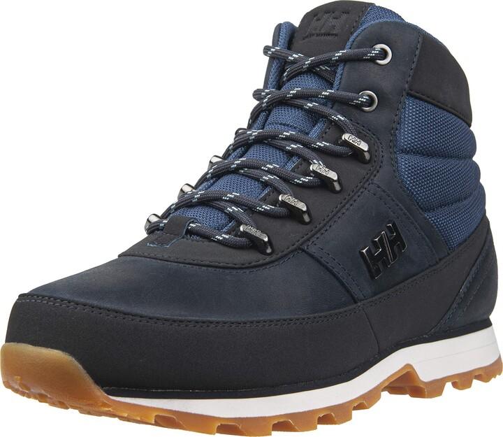 Blue Hunter Green//Forest Night//Paprika 5 UK Helly-Hansen Womens W Veierland 2 High Rise Hiking Boots