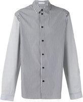 J.W.Anderson appliquéd striped shirt