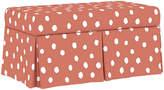 One Kings Lane Hayworth Kids' Bench - Pink Linen