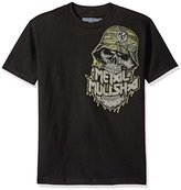 Metal Mulisha Men's Plus Size Jaw Tee