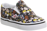 Vans Kids Vans Classic Slip On Toddlers