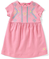 Joules Baby/Little Girls 12 Months-3T Lara Embroidered Dress