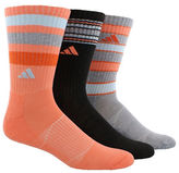 Adidas Retro II Three-Pack Crew Socks