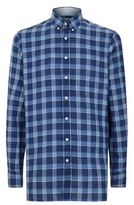 Hackett Monaco Check Classic Fit Shirt