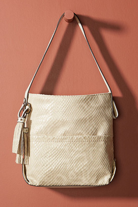 Sondra Roberts Damiana Slouchy Tote Bag By in White Size ALL