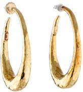 Ippolita Hammered Hoop Earrings