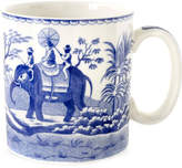 Spode Blue Italian Blue Room Mug Indian Sporting