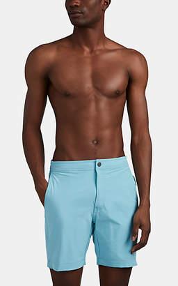 Onia Men's Calder Swim Trunks - Green