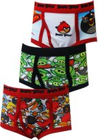 Fruit of the Loom Angry Birds 3 Pack Briefs for boys