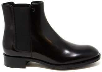 Tod's Leather Chelsea Bootie