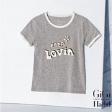 Tommy Hilfiger Cotton Printed T-Shirt Gigi Hadid