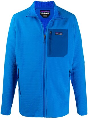 Patagonia R2 TechFace track jacket