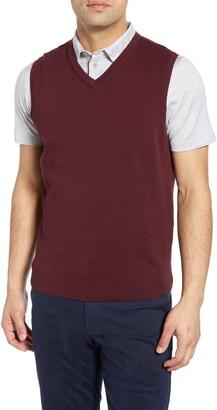 Cutter & Buck Lakemont V-Neck Sweater Vest