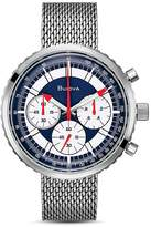 Bulova Chronograph Watch, 46mm