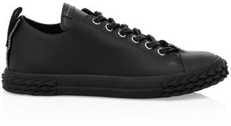 Giuseppe Zanotti Blabber Moxie Leather Low-Top Sneakers