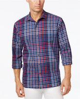 Tommy Bahama Men's Rum Island Plaid Long-Sleeve Shirt
