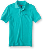 Prince & Fox Solid Piqué Polo