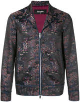 DSQUARED2 oriental brocade jacket
