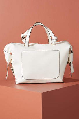 Sondra Roberts Harrison Tote Bag By in White Size ALL