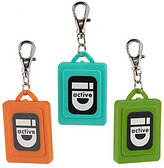 "Lisa Jenks As Is Utility ID"" Set of 3 Colored Charms"